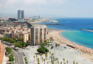 choose Barcelona for STAG party